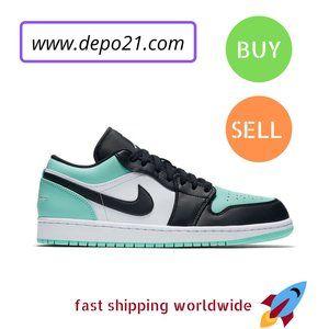 Other - Jordan 1 Low Emerald Toe